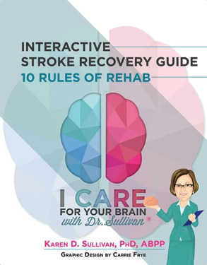 Book - I Care for Your Brain with Dr. Sullivan